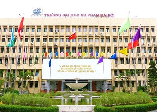 Đại học Sư phạm Hà Nội thông báo điểm sàn xét tuyển năm 2019
