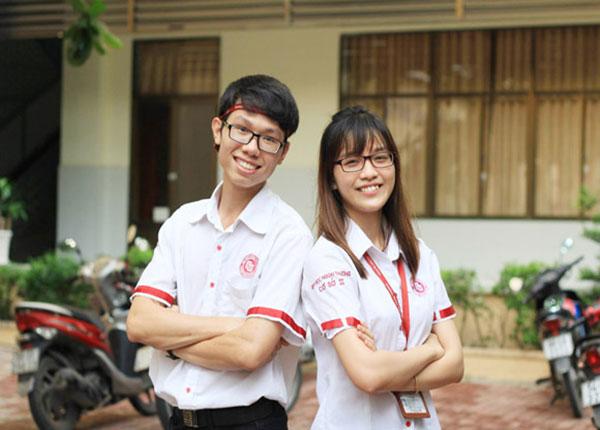 Đồng phục sinh viên Đại học Ngoại thương