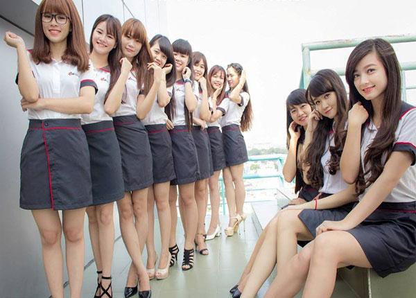Đồng phục sinh viên Đại học Công nghiệp TP.HCM