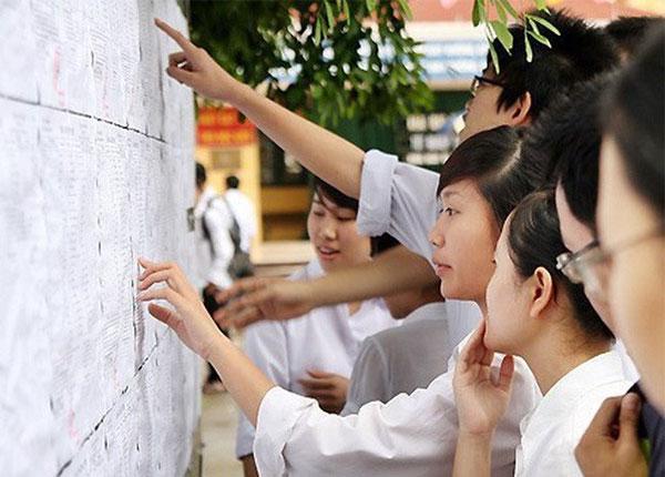 Hầu hết điểm sàn xét tuyển các trường ĐH đã được công bố