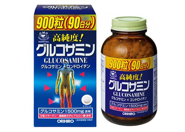 Sản phẩm thuốc Glucosamine của Nhật Bản 900 viên