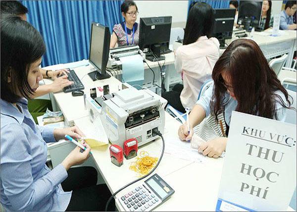 học phí các trường công được tự chủ hoặc chưa đều thực hiện theo Nghị định 86 của Chính phủ