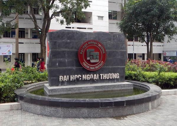 Trường Đại học Ngoại Thương luôn nằm trong top những sinh viên ra trường có việc làm cao