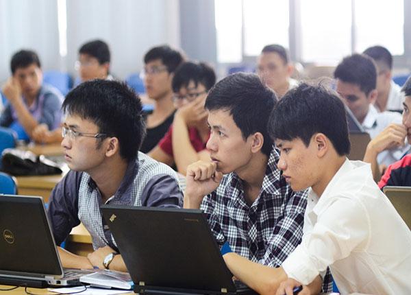 Sinh viên Trường ĐH Bách khoa Hà Nội
