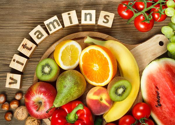 Vitamin là một nhóm chất rất phổ biến trong các loại thực phẩm chúng ta dùng hằng ngày