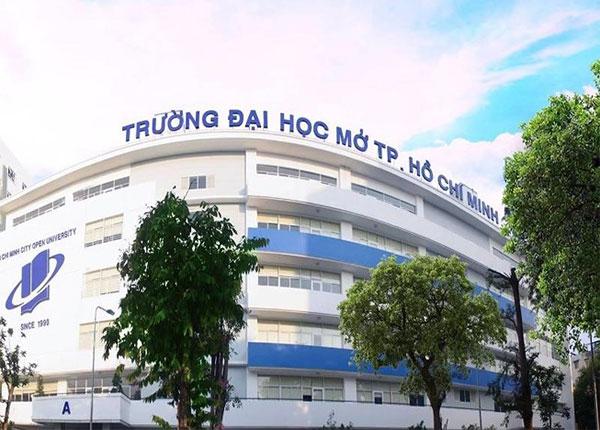 Trường ĐH Mở TPHCM công bố điểm sàn xét tuyển năm 2019