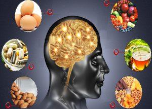 Não bộ luôn cần một chế độ dinh dưỡng cân bằng để hoạt động ổn định