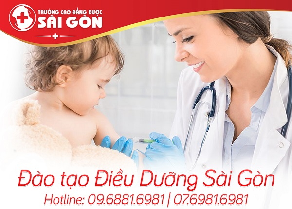 Đào tạo Điều dưỡng Sài Gòn Trường Cao Đẳng Dược Sài Gòn