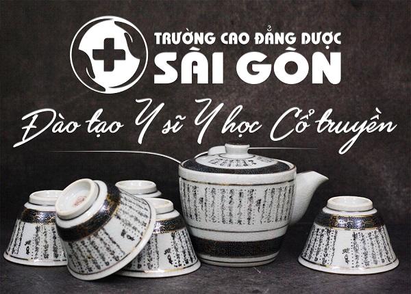 Trường Cao đẳng Dược Sài Gòn tuyển sinh Y sĩ Y học cổ truyền