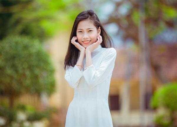 Nguyễn Anh Nhi, ở Cẩm Thủy, Thanh Hoá trúng tuyển ĐH Y Hà Nội