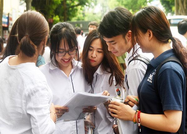 Các trường Đại học đang tham gia quá trình lọc ảo toàn quốc