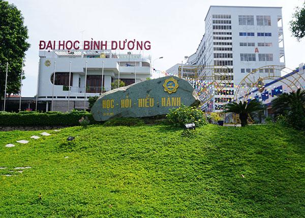 Đại học Bình Dương xét tuyển hơn 2000 chỉ tiêu bổ sung năm 2019