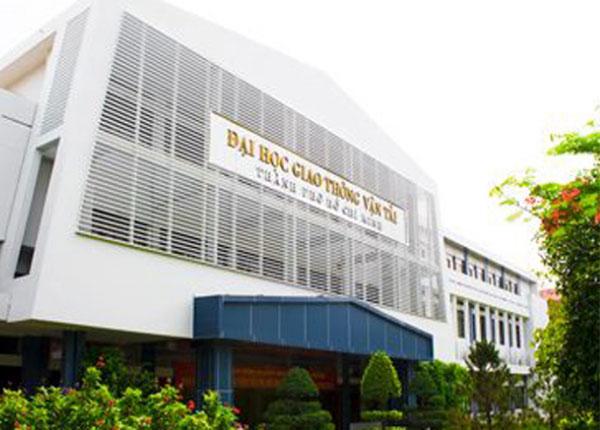 Đại học Giao thông vận tải thông báo xét tuyển bổ sung 2019
