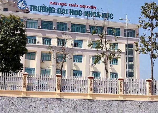 Đại học Khoa học - Đại học Thái Nguyên thông báo xét tuyển bổ sung 2019
