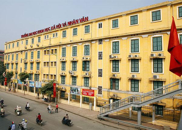 Trường ĐH Khoa học xã hội và nhân văn là trường có điểm chuẩn ngành cao nhất với 28,5 điểm