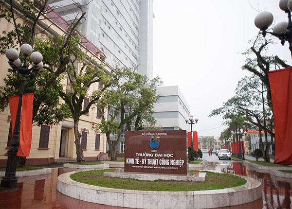 Đại học Kinh tế Kỹ thuật Công nghiệp thông báo tuyển sinh năm 2019