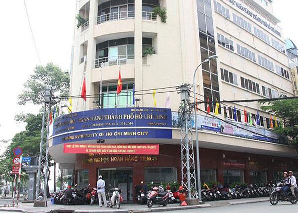 Đại học Ngân hàng TPHCM công bố điểm chuẩn năm 2019