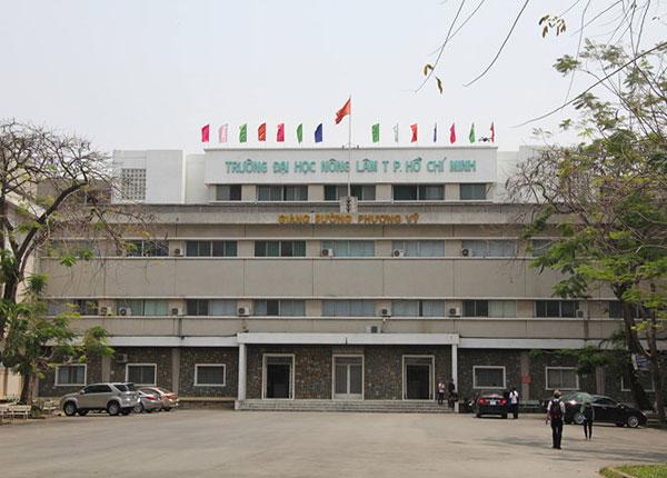 Đại học Nông Lâm TPHCM tuyển sinh bổ sung tại 2 phân hiệu