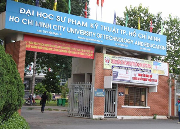 Đại học Sư phạm Kỹ thuật TPHCM cũng được đánh giá là 1 trong những trường học hành vất vả