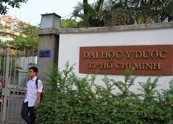 Trường ĐH Y Dược TPHCM được bầu chọn là ngôi trường học hành vất vả nhất