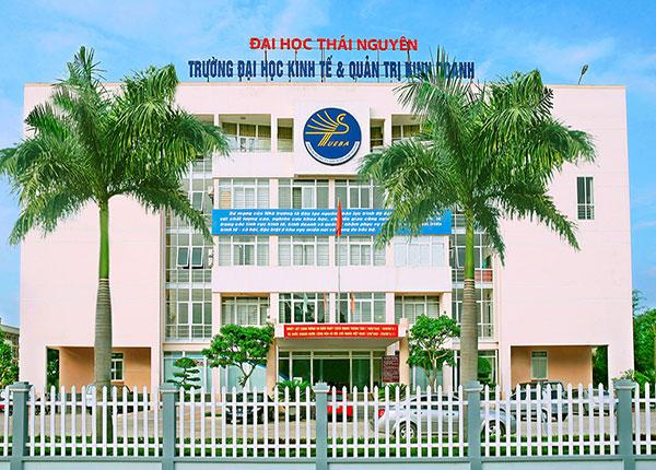 Đại học Kinh tế và Quản trị kinh doanh - ĐH Thái Nguyên