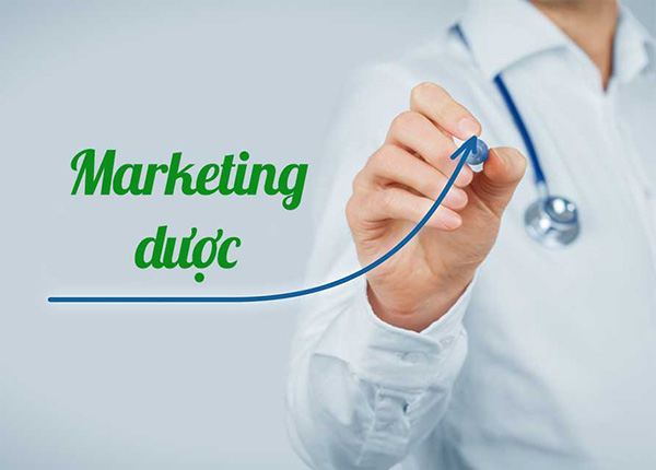 Marketing Dược là sự kết hợp giữa kiến thức marketing với kiến thức về lĩnh vực dược phẩm