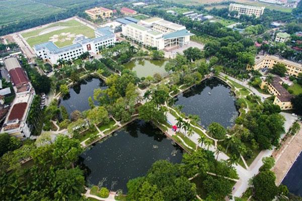 Học viện Nông nghiệp Việt Nam thông báo xét tuyển bổ sung 2019