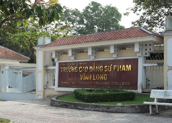 Trường Cao Đẳng Sư phạm Vĩnh Long là 1 trong 13 trường Cao đẳng Sư phạm được sáp nhập