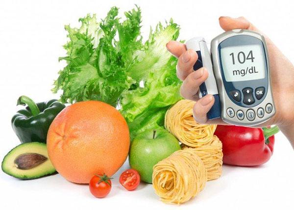 Chế độ ăn là vấn đề quan trọng nhất trong điều trị tiểu đường nhằm cung cấp dinh dưỡng