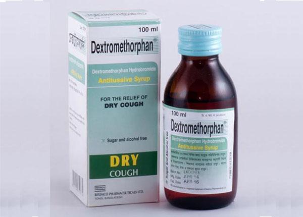 Dextromethorphan thuộc nhóm thuốc hô hấp giúp điều trị ho hiệu quả