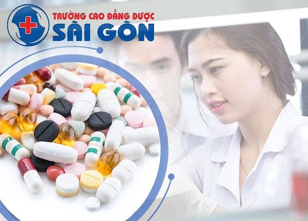 Trường Cao đẳng Dược Sài Gòn đào tạo Dược sĩ chuyên nghiệp
