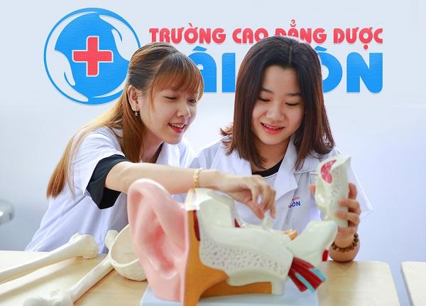 Trường Cao Đẳng Dược Sài Gòn tuyển sinh ngành Y Dược tại TPHCM