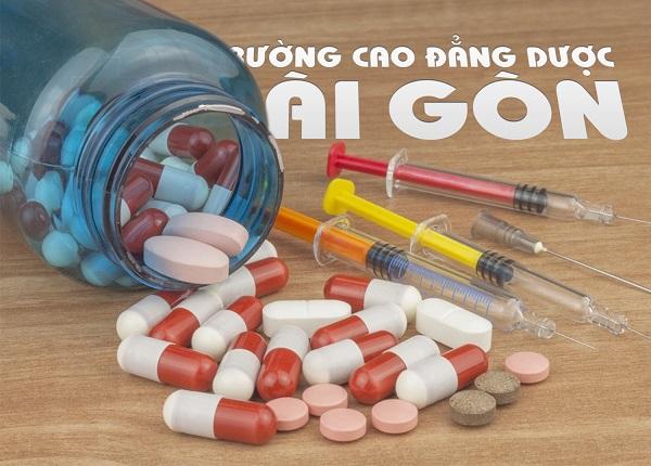 Trường Cao đẳng Dược Sài Gòn tuyển sinh đào tạo Dược sĩ Nhà thuốc uy tín