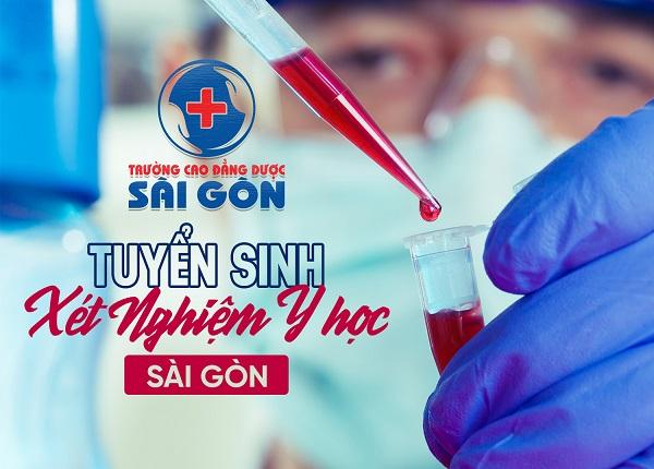 Đào tạo Kỹ thuật viên Xét nghiệm Y học tại Sài Gòn
