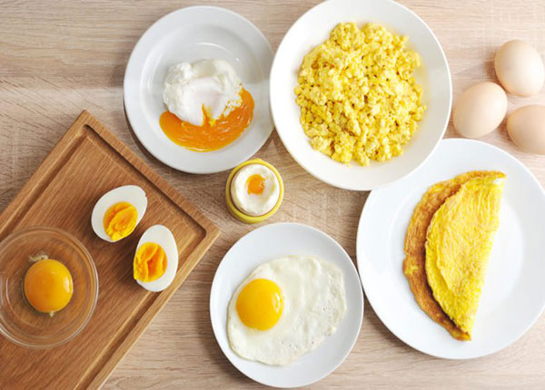 Không phải ai ăn trứng cũng đều tốt cho sức khỏe