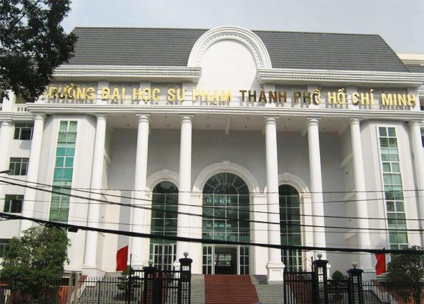 Trường Đại học Sư phạm TPHCM