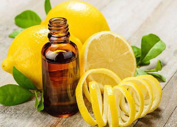 Tinh dầu chanh có thể điều trị táo bón