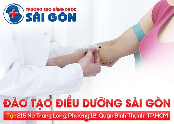 Địa chỉ đào tạo liên thông Cao đẳng Điều dưỡng Sài Gòn