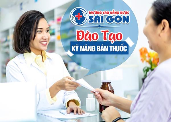 Trường Cao đẳng Dược Sài Gòn đào tạo Dược sĩ uy tín chuyên nghiệp