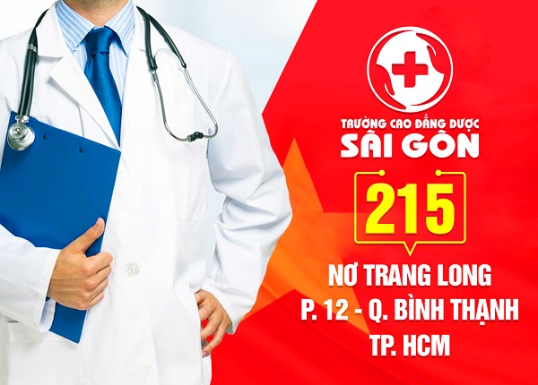 Trường Cao đẳng Dược Sài Gòn tuyển sinh Cao đẳng Y Dược Sài Gòn