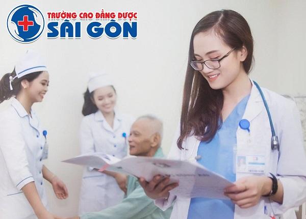 Đào tạo Điều dưỡng Sài Gòn uy tín chất lượng
