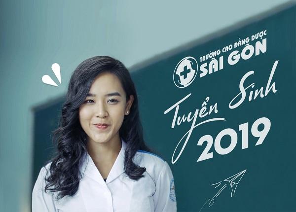 Trường Cao đẳng Dược Sài Gòn tuyển sinh Cao đẳng Y Dược 2019