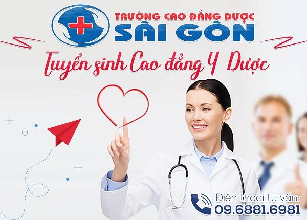 Trường Cao đẳng Dược Sài Gòn đào tạo Y Dược uy tín chuyên nghiệp