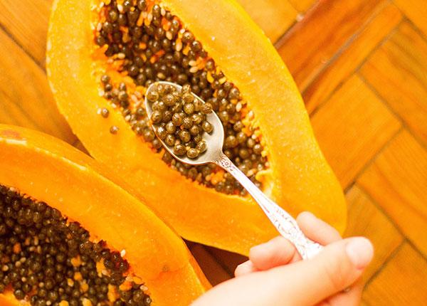 Hạt đu đủ đem lại tác dụng không ngờ trong phòng chống nhiều bệnh