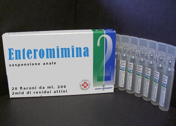 Enterogermina - men tiêu hóa, hỗ trợ đường ruột