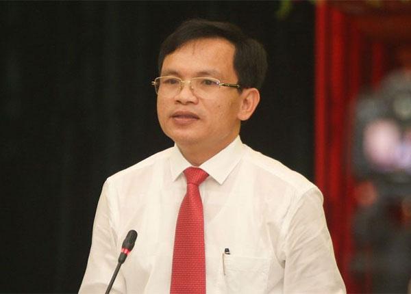 Ông Mai Văn Trinh - Cục trưởng cục Quản lý chất lượng