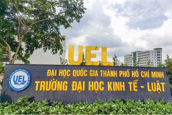 Trường ĐH Kinh tế Luật TPHCM