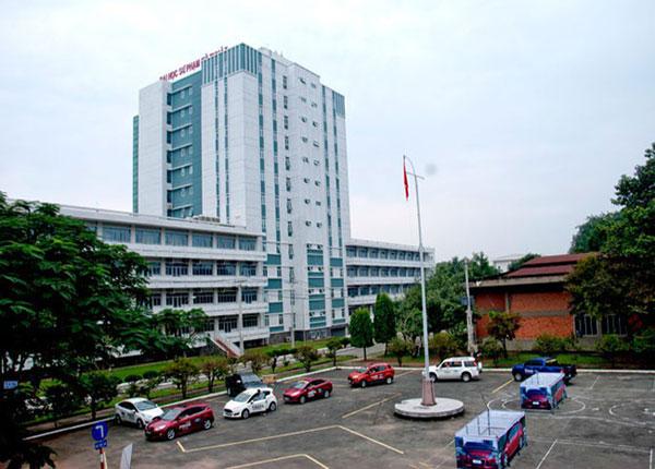 Trường ĐH Sư phạm kỹ thuật TP.HCM