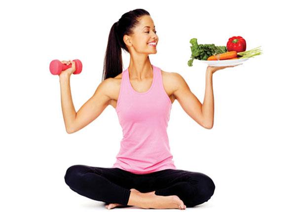 Ăn uống khoa học và thường xuyên tập thể dục giúp phòng ngừa bệnh ung thư