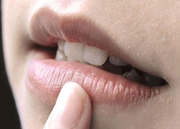 Màu môi cũng phản ánh sức khỏe tim mạch của bạn